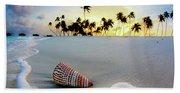 Gili Shell Beach Towel