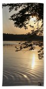 Golden Hour Beach Towel