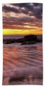 Golden Reflections Beach Sheet