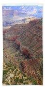 Grand Canyon View 4 Beach Towel by Dawn Richards