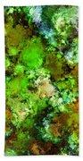 Green Scene Beach Sheet