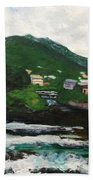 Hakone In Natural Splendor Beach Towel