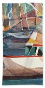 Harbor Island Beach Towel