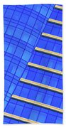 Hilton Blues Beach Towel