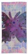 Imagine Butterfly Beach Sheet