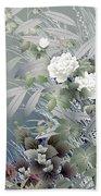 Japanese Modern Interior Art #39 Beach Towel