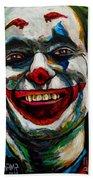 Joker Joaquin Phoenix Beach Towel