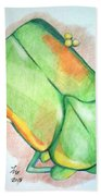 June Bug Beach Towel