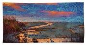 Kalaloch Creek 54 Beach Sheet
