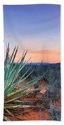 Kayenta Sunset Beach Towel