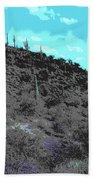 Lake Pleasant Az 042a Beach Towel