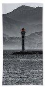Lighthouse  Beach Towel