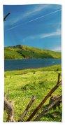 Loch Eynort, Isle Of Skye Beach Towel