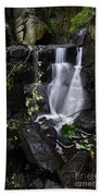 Lumsdale Falls 12.0 Beach Towel