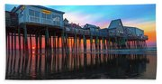 Maine Magnificent Morning Beach Towel