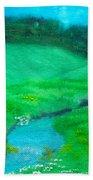 Meadow Beauty Beach Towel