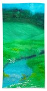 Meadow Beauty Beach Sheet