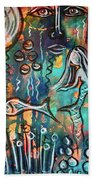 Mermaids Dream Beach Towel