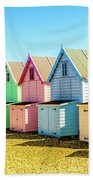 Mersea Island Beach Huts, Image 7 Beach Towel