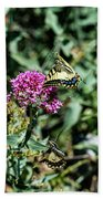 Milkweed Beach Towel