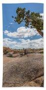 Monolith And Juniper Beach Sheet