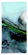 Moondance II Beach Towel by Kathryn Riley Parker