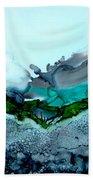 Moondance IIi Beach Towel by Kathryn Riley Parker
