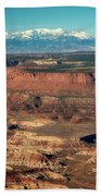 Morning Over Canyonlands Beach Towel