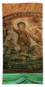 Mosaics Of Mausoleo Beach Towel