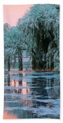 Mother Willow Infrared Beach Towel