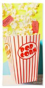 Movie Motion Picture  Beach Towel