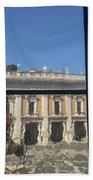Musei Capitolini Beach Towel