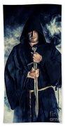 Mystic Monk Beach Sheet