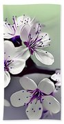 Naturalness And Flowers 33 Beach Sheet