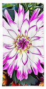 Naturalness And Flowers 38 Beach Towel