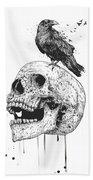 New Skull Beach Sheet