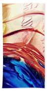 Oil And Water 26 Beach Towel