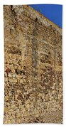 Oldest Castle Of Castro Marim Beach Towel