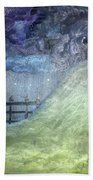 Oya's Hill Beach Towel