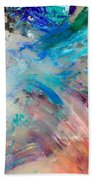 Palette 2 Beach Towel