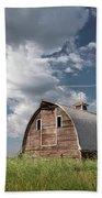 Palouse Barn 9652 Beach Towel