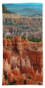 Panorama Bryce Canyon  Beach Towel