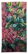 Pink Infusion Beach Towel