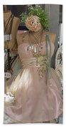 Pink Lady Series 01 Beach Sheet