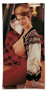 Playboy, Miss February 1966 Beach Towel