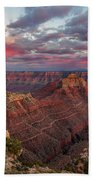Pretty In Pink Beach Towel by Rick Furmanek