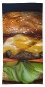 Renaissance Burger  Beach Sheet