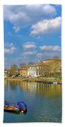 Richmond Upon Thames - Panorama Beach Towel