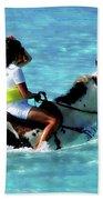 Ride The Dream Beach Sheet