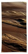 River Of Sand Beach Towel